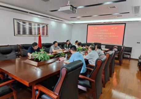 市民革赴上海建纬(武汉)律师事务所调研